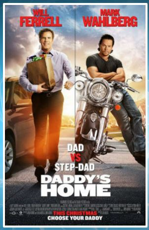 Daddy's Home enter sweepstakes (Indepence, MO) 12/13