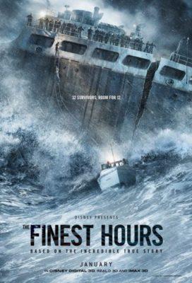Finest Hours 3D Win 2 Tickets – Ft. Lauderdale area