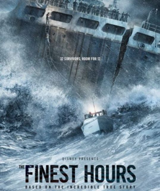 Finest Hours 3D Win 2 Tickets – Tampa area