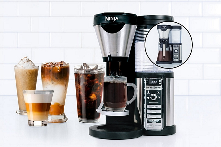 Target Ninja Coffee Bar w/ Glass Carafe as low as $142.99