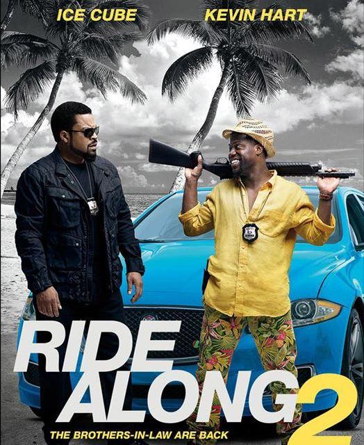 Ride Along 2 Win Passes Raleigh, Greensboro, Charlotte & Atlanta