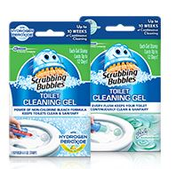 Target Scrubbing Bubbles item as low as $0.84 each