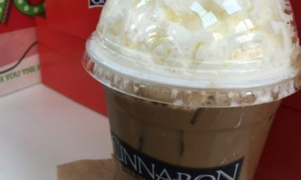 Free Coffee from Cinnabon expected on 2/15/16