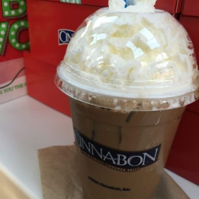 Free Coffee from Cinnabon expected today