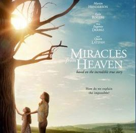 See it First: Miracles from Heaven on 3/9/16 in the Tampa area