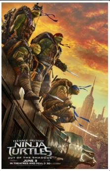 See it First (Teenage Mutant Ninja Turtle) Tampa 6/1