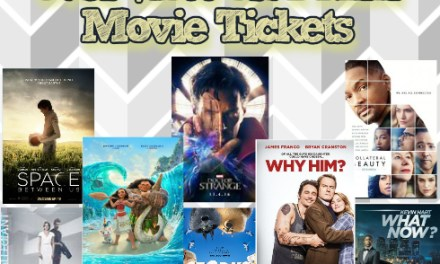 2016 Movies we saw for Free & how we saved over $1600