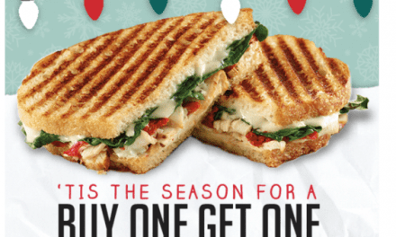 Corner Bakery Cafe BOGO Sandwich coupon (ck your email)