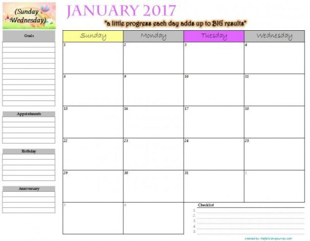 The Feliciano Journey january-planner-2017-pict