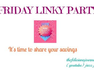 The Feliciano Journey friday-linky-party-simple