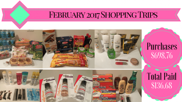 The Feliciano Journey 2017-feb-shopping-trip-total