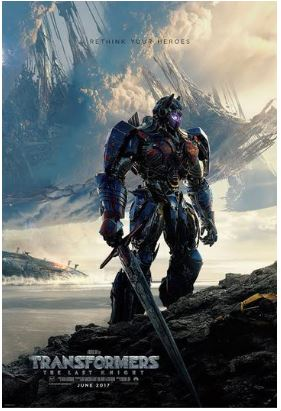 "Miami: See ""Transformer – The Last Knight"" for FREE on 4/4"