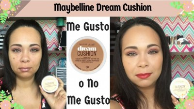 Reseña Base Maybelline Dream Cushion | Jazz Journey ?