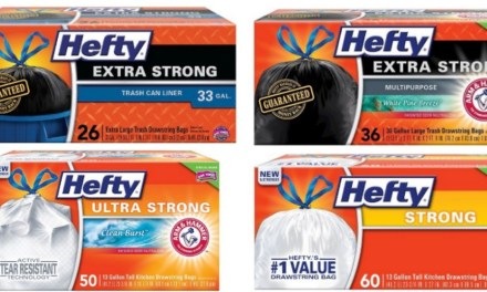 CVS: Hefty Large Bags as low as $3.82 (starting 7/30/17)