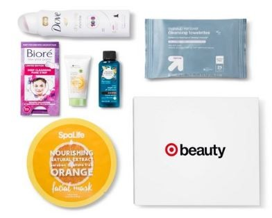 Target Beauty Box for August is available (limited amount)