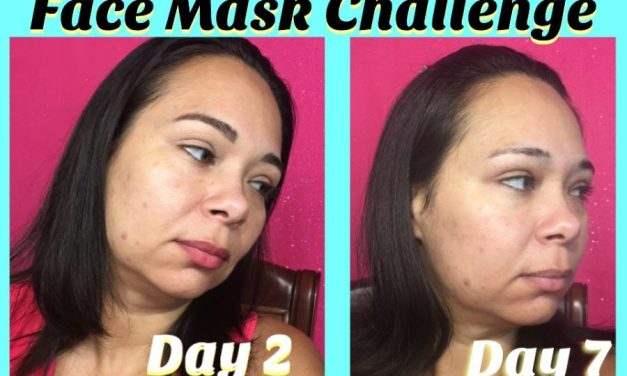 Beauty Challenge: 7 Day Face Mask Challenge (on sensitive, oily, acne prone skin)
