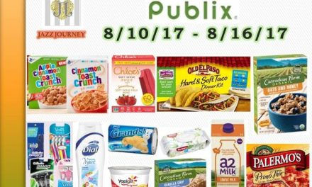 Publix best deals (starts today) 8/10/17