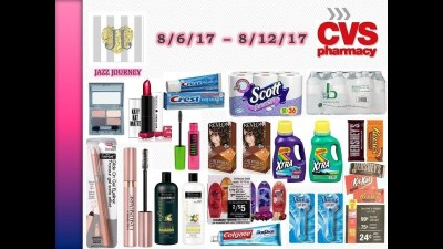 CVS best upcoming deals – 8/6/17 (w/ some possible freebies)