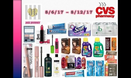 CVS best upcoming deals – 8/6/17 tomorrow (w/ some possible freebies)
