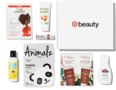 Target Beauty Box September(2) Total Hydration $7