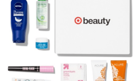 Target Beauty Box for September(1) is available $7 (Value at $35)