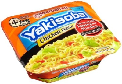 Walgreens: Maruchan Yakisoba (ends 8/26) as low as $0.17 each