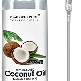 Majestic Pure Fractionated Coconut Oil, …