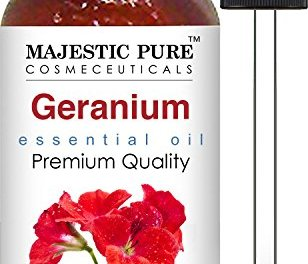 Majestic Pure Geranium Essential Oil, 4 …