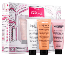 Sephora: Philosophy for $10 (Holiday Handbook) Reg $20