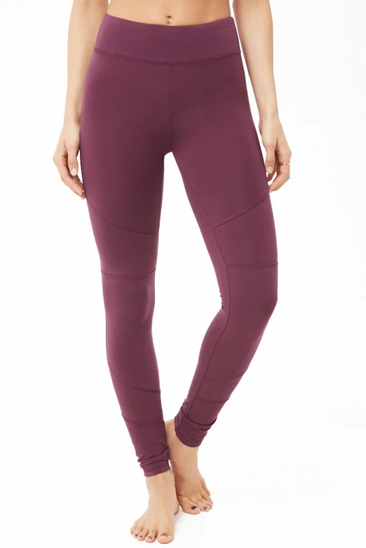 Forever 21 Active Paneled Fitness Workout Leggings