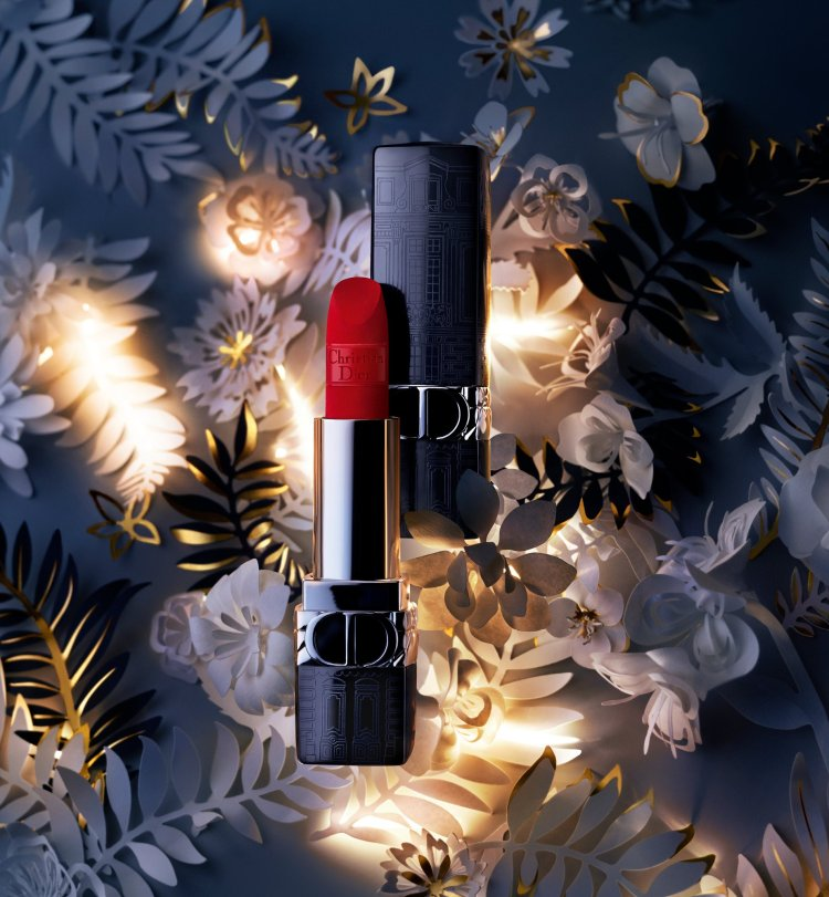 Dior Beauty Dior Rouge Lipstick, available in four colours