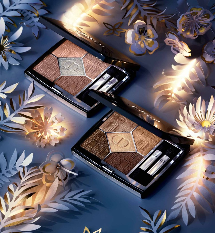 Dior Beauty 5 Couleurs Couture eyeshadow and face palette