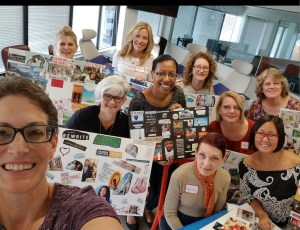 Wendy Elover Vision Boards Event