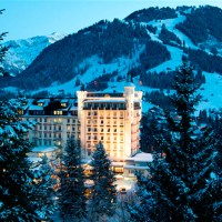 The Emerald Palace: How We Drank For Free in Gstaad