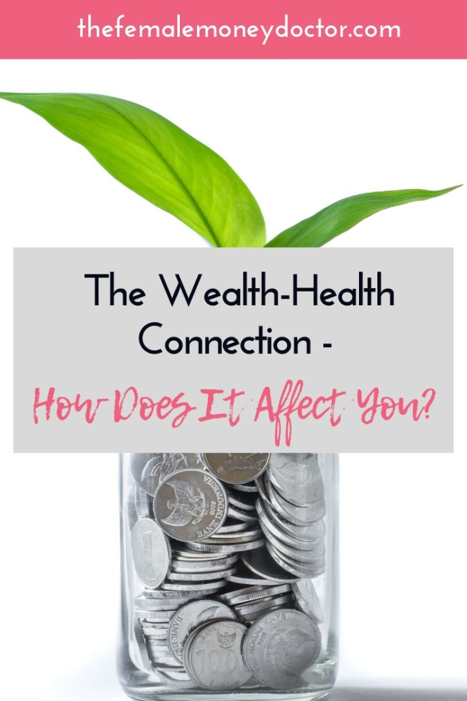 The Wealth-Health Copnnection Title Picture