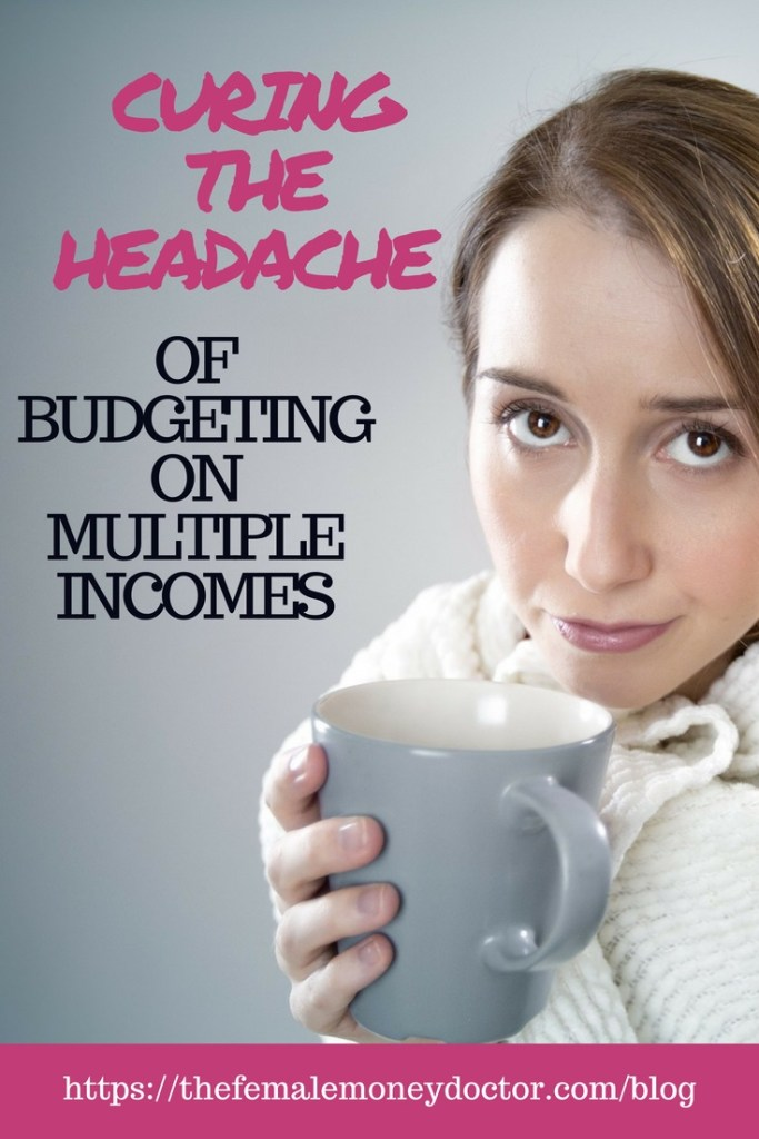 budgeting multiple incomes