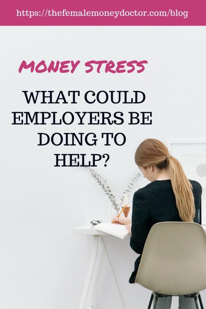 money stress title page