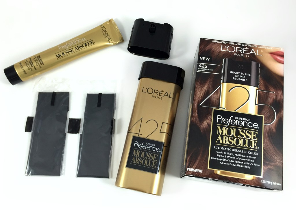 L'Oréal Preference Mousse Absolue Hair Color