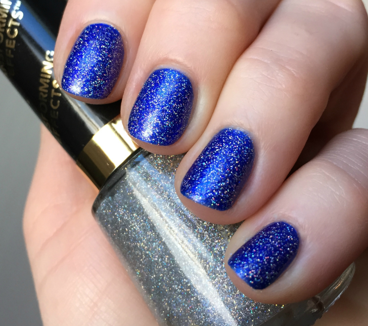 Revlon Transforming Effects Top Coats + Sultry Nail Polish ...