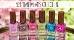JulieG Bohemian Dreams Nail Polish Collection