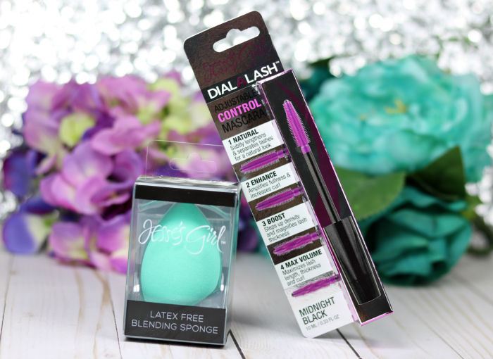 New! Jesse's Girl Dial-A-Lash Mascara and Blending Sponge