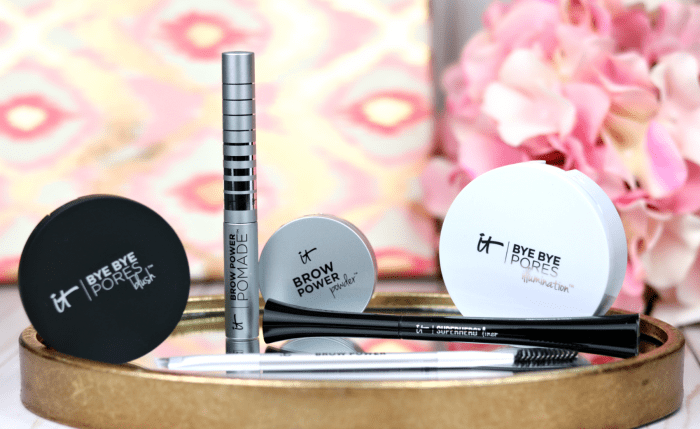 NEW It Cosmetics Makeup Goodies for Fall 2017