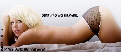 SEXY HAS NO GENDER