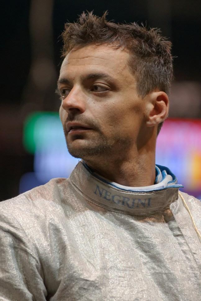 Diego Occhiuzzi. Image courtesy of Wikimedia.