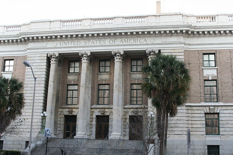 Federal Courthouse, Tampa