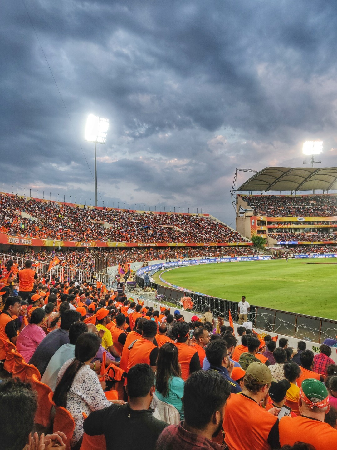 VIVO IPL Match experience with DNA Networks
