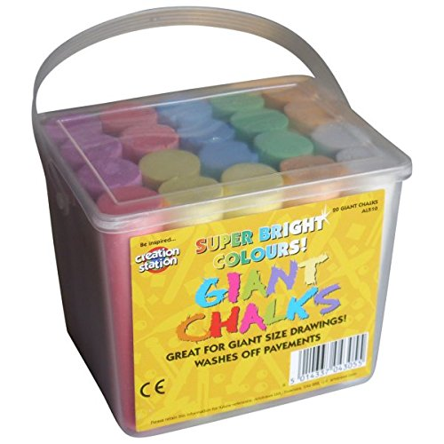 Childrens Chalk Creative Jumbo