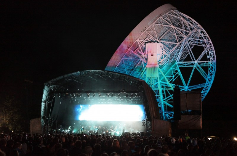 Bluedot Festival close to selling out with one week until the event