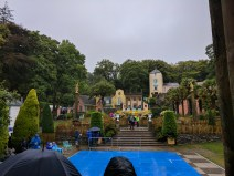 More of the buildings within Portmeirion