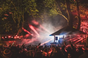 Gottwood woods stage